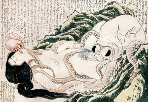 #hokusai #ukiyoe #shunga #japo #erotisme