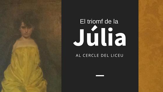 Exposició de quatres de Ramon Casas al Cercle del Liceu