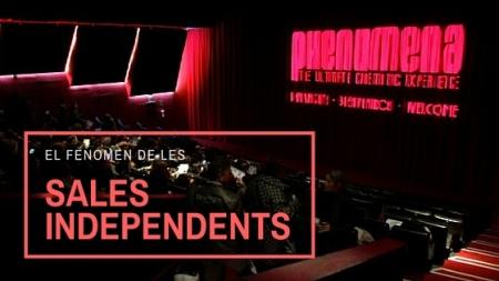 el fenomen de les sales de cinema independents