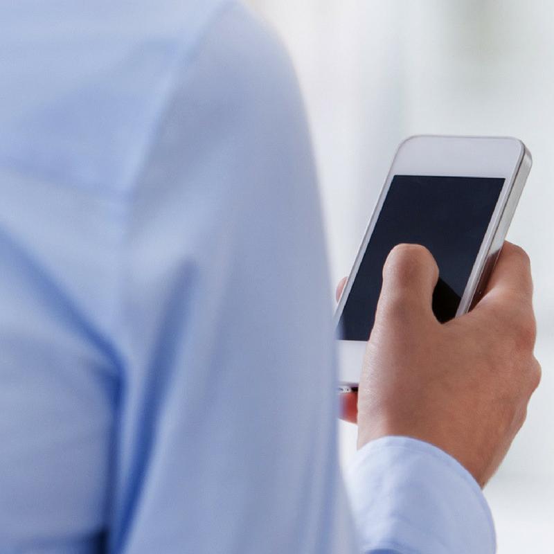 Desconnectar del mòbil i la tecnologia