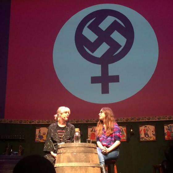 feminisme al festival Primera Persona