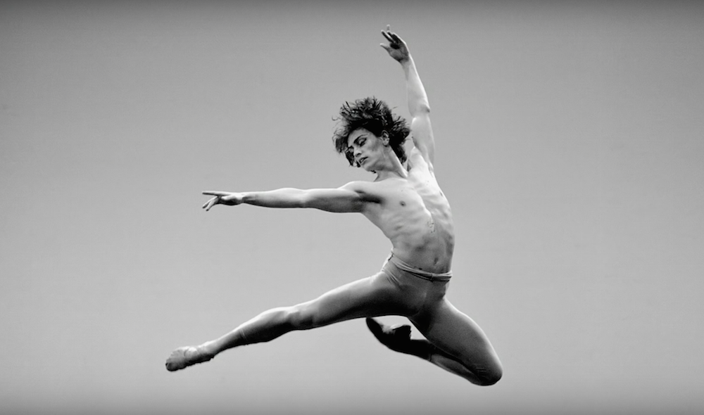 El ballarí Sergei Polunin